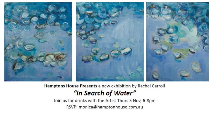 Invite Hamptons House Nov 5