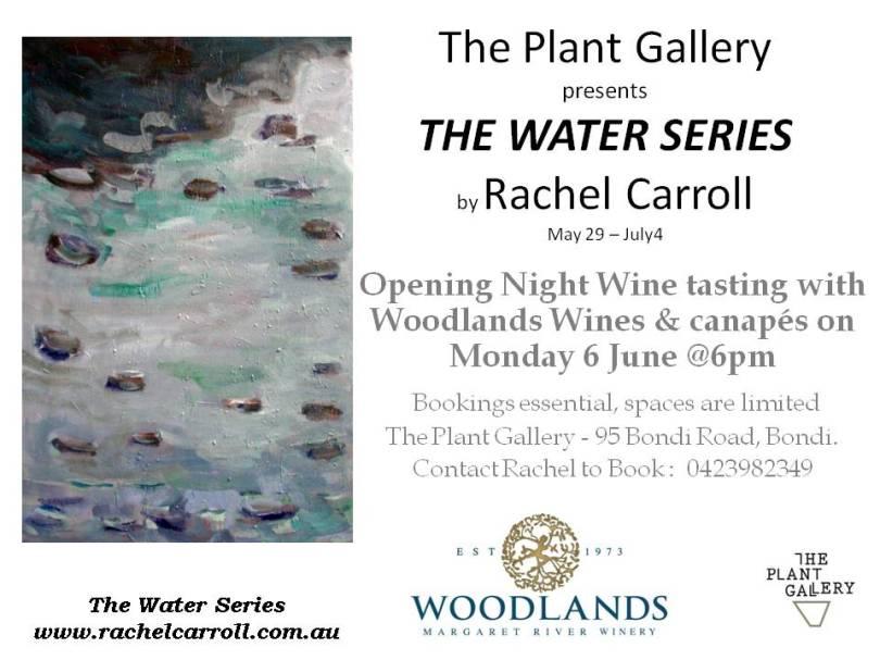 The Plant Gallery Present Rachel Carroll