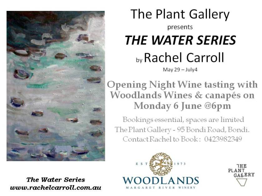 The Plant Gallery Present Rachel Carroll