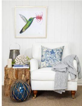 Birds in location by Rachel Carroll