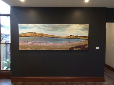 The Coorong by Rachel Carroll