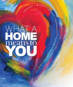 What a home means to you